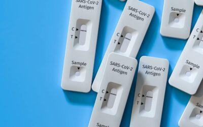 Kostenlose Antigen-Schnelltests für Mitarbeiter deines Unternehmens👉