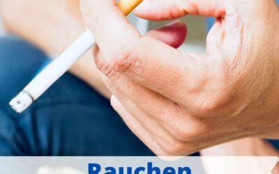 ➡️ Rauchen: Parodontitis-Risiko