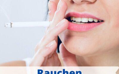 ➡️ Rauchen – Zahnverfärbungen
