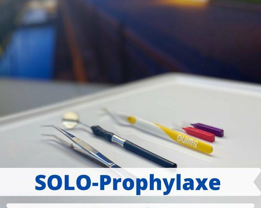 ☑️ SOLO-Prophylaxe: Vorteile
